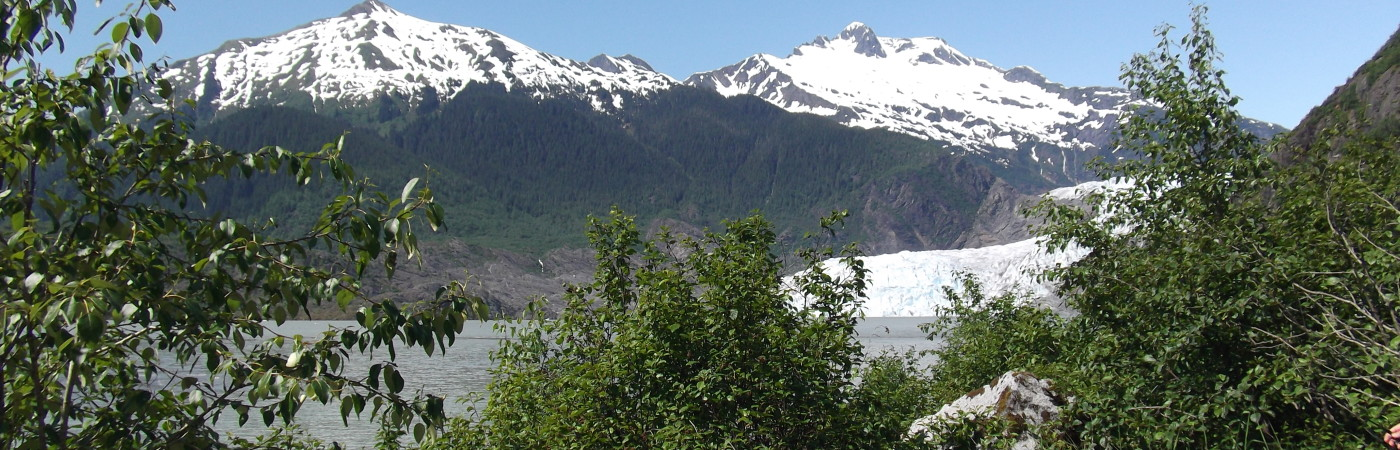 Juneau Alaska Mountains