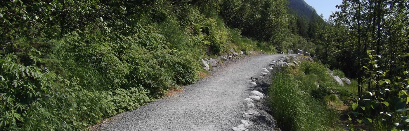 Juneau Alaska Path